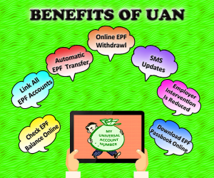 Benefits of UAN